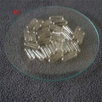 Cápsulas huecas de gelatina portátil, cápsulas vacías de gelatina de 2 tamaños, 2 #200, unids/lote