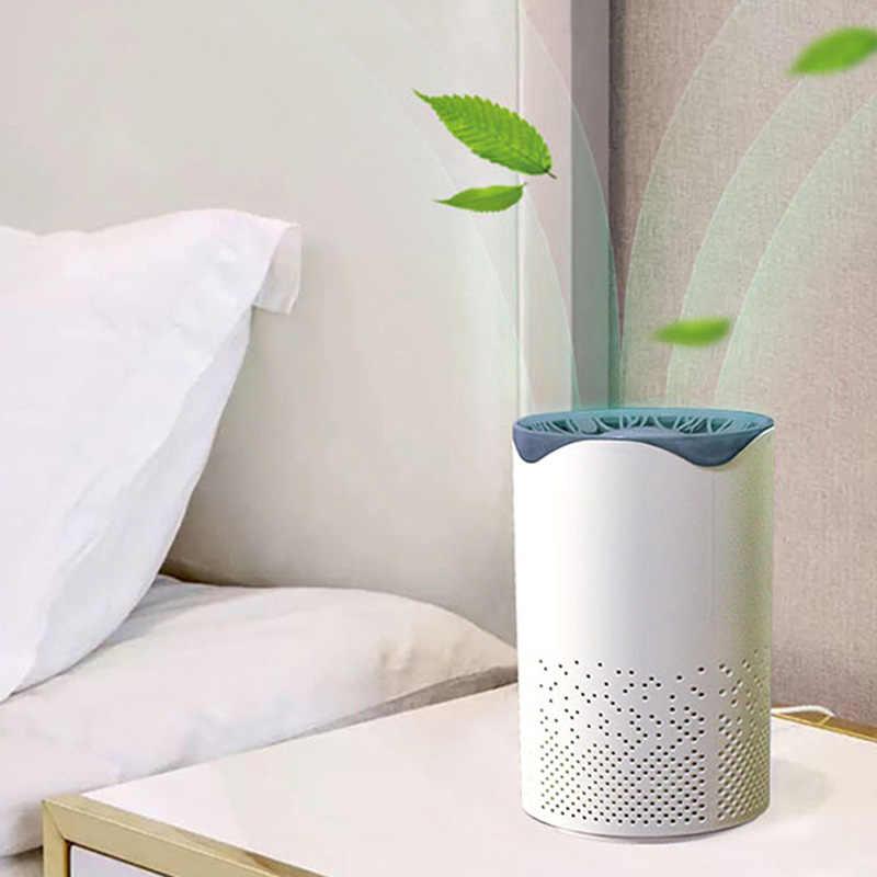 УФ очиститель воздуха Свежий Озон дома спальни Авто Дым формальдегид
