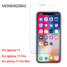 2.5D Tempered Glass For iphone 11 Pro Max Screen Protector iphonex xr xs max Protective Film Safety iphone11 pro