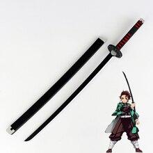 Kamado Tanjiro Prop Cosplay replika miecz Demon Slayer Kimetsu no Yaiba
