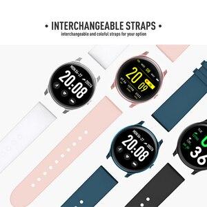 Image 3 - Timewolf חכם שעון נשים עמיד למים IP68 Smartwatch מרחוק מוסיקה/תמונה לחץ דם חכם שעון עבור Apple Iphone אנדרואיד