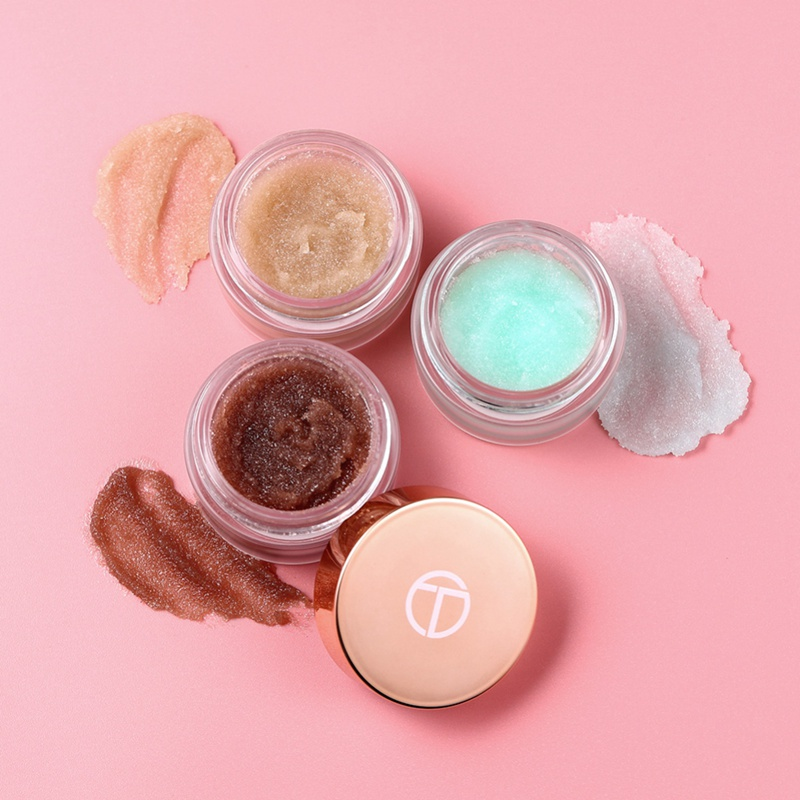 Lip Care Scrub Exfoliation Lasting Hydrating Smooth Lip Lines Brighten Lip Color Lip Scruber