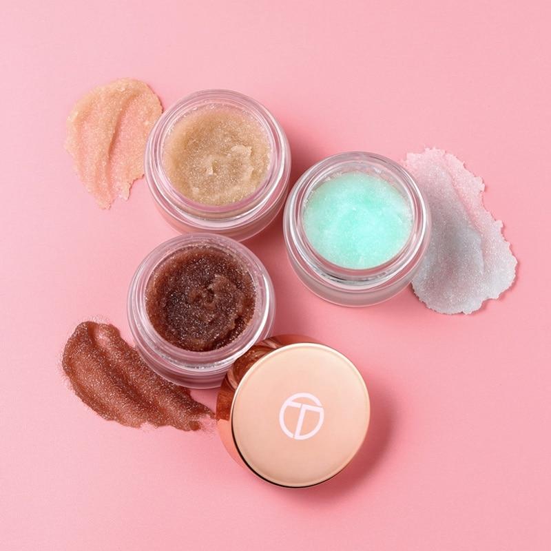 Lip Care Scrub Exfoliation Lasting Hydrating Smooth Lip Lines Brighten Lip Color Lip Scruber