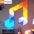 Оригинальный Xiaomi Nanoleaf полноцветный умный нечетный световая доска работает с Mijia для Apple Homekit Google Home настройка на заказ 4 шт/1 коробка
