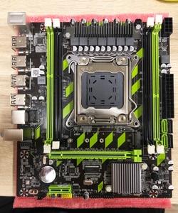Image 5 - Atermiter X79  X79G Motherboard LGA 2011 USB2.0 SATA3 Support REG ECC Memory and Xeon E5 Processor 4DDR3