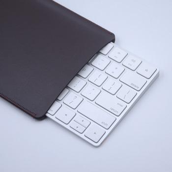 Ultra-thin Super Slim Sleeve Pouch Cover Hight Quality Microfiber Leather Laptop Sleeve Case only for Apple Magic KeyBoard 2