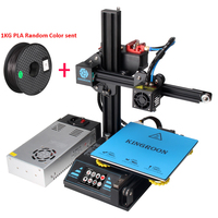 KP3S New Upgraded 3D Printer Precision Printing 3D Printing DIY Kit replace KP3 3D Printing