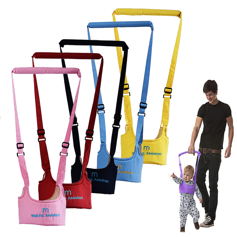 1Pcs Exercise Safe Keeper Kids Walking Assistant Belt Wings Stick Sling Boy Girsl Infant Aid Baby Care Learning Walking Harness