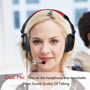Image 2 - OneOdio Pro M Bluetooth 5.0 Không Dây Tai Nghe Chụp Tai Chơi Game Có Dây Tai Nghe Có Mic Cho PS4/ XboxOne Trên Dây lớp Kinh Doanh Tai Nghe