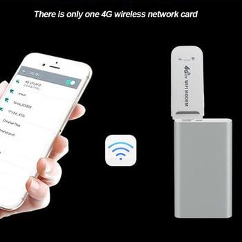 цена на Modem 4G LTE 150Mbps USB Modem Adapter Wireless USB Network Card Universal White WiFi