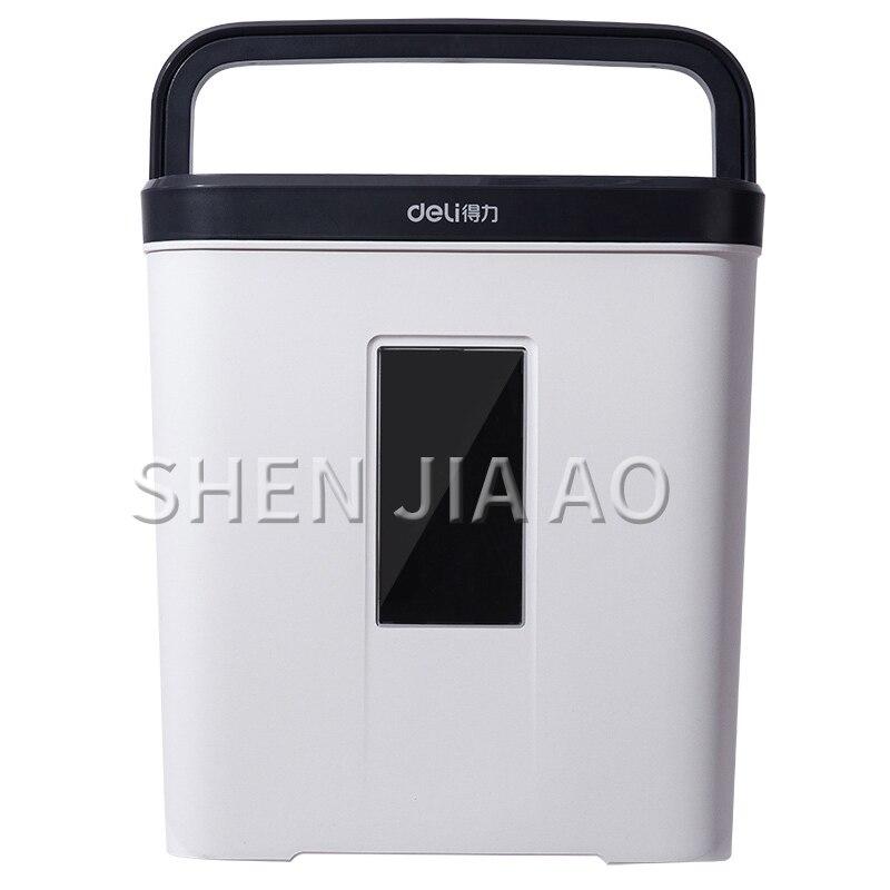 4*25mm 12L portable paper shredder/office home electric high power particle shredder / mini shredder/multi-function shredder