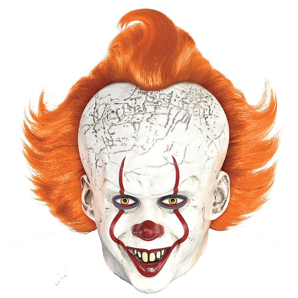 Pennywise-Joker-Mask-Stephen-King-It-Chapter-Two-2-Horror-Clown-Cosplay-Latex-Helmet-Scary-Halloween (1)