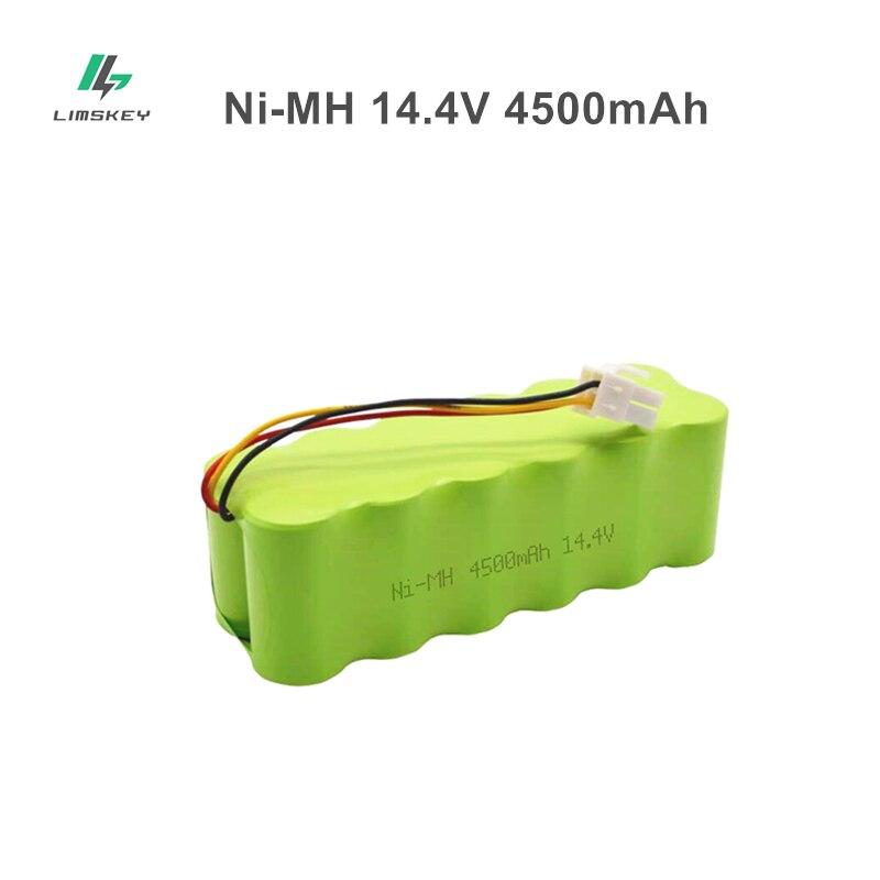 14.4v ni-mh sc bateria recarregável 4.5ah aspirador de pó robô para samsung navibot sr8840 sr8845 sr8855 sr8895 VCA-RBT20