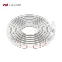 Yeelight led 5 メートルスマートライトストリップ拡張可能な光バンド家庭用 yeelight アプリ無線 lan リモートコントロールホワイト & ウォームバージョン