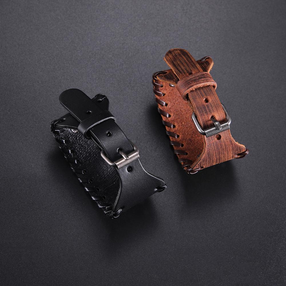 Bracelet en cuir arbre de vie  6