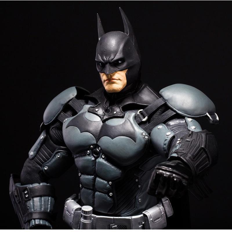NECA Batman Action-figuren 1/4 DC Arkham Asylum Plus Größe Modell Spielzeug 49,5 cm