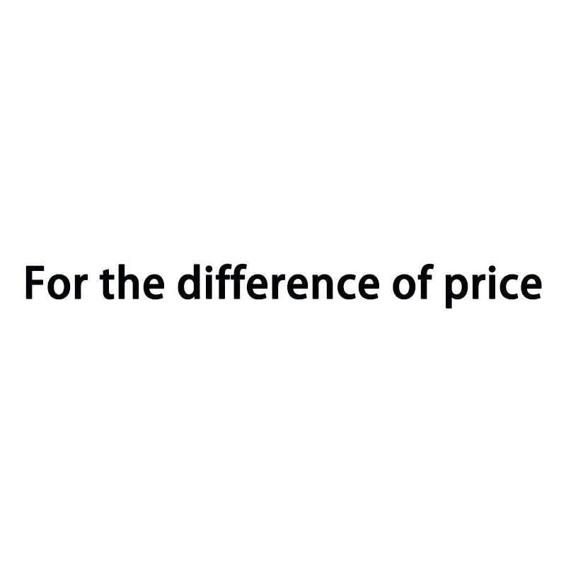Untuk Perbedaan Harga