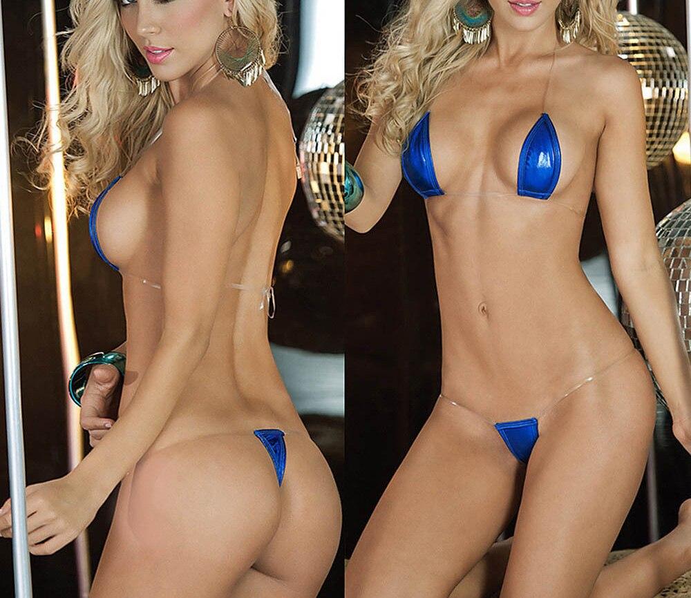 Women Underwear Fun Lingerie Ladies American G-String Thong Hot Gold Girl Sexy Gift Sleepwear