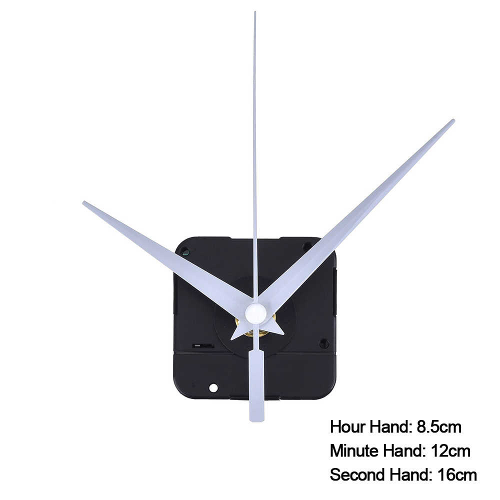 1PC Silent Sweep Quarts Movement without Pointer for Wall Clock