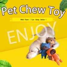 dog toyspet productsTeddy Bear toys for large dogs and small puppy chew stuff