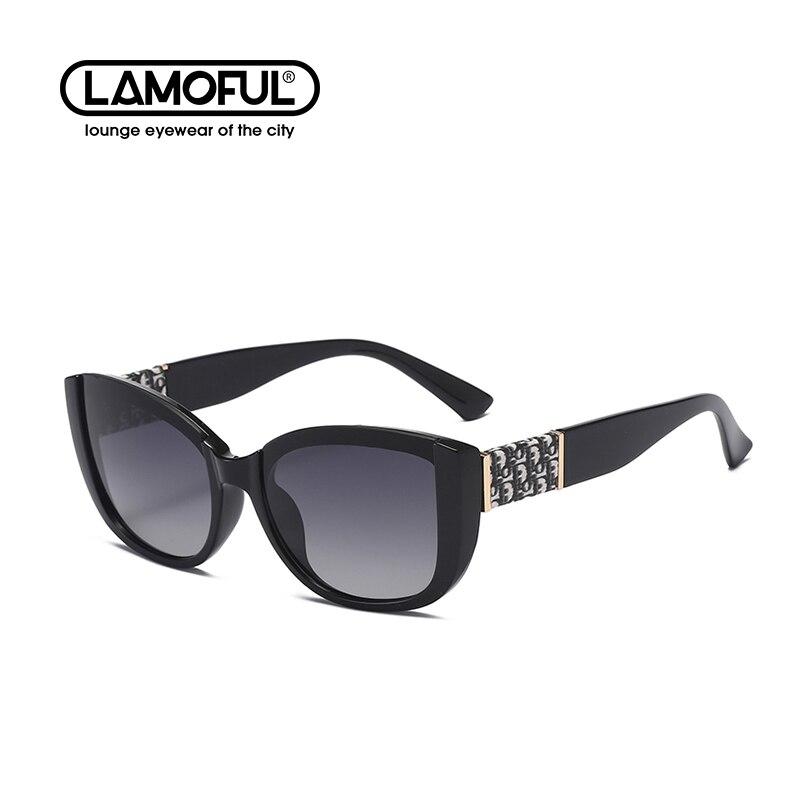 Модные брендовые дизайнерские солнцезащитные очки «кошачий глаз» с откидной крышкой для покупок, вечевечерние, для самостоятельного вожде...