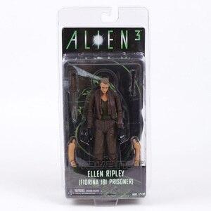 Image 2 - NECA ALIEN 3 Ellen Ripley / Dog Alien / Weyland Yutani Commando Collection 7 Action Figure Model Toy