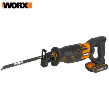 Sierra eléctrica Worx WX500 herramientas eléctricas sierras sable recargable
