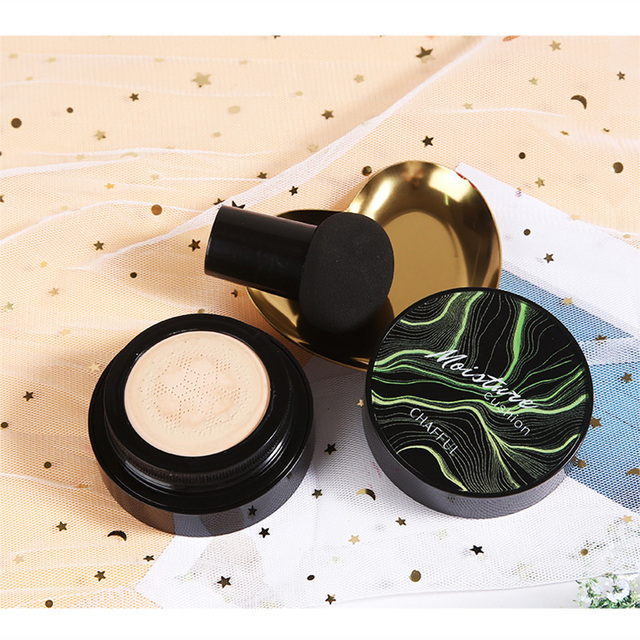 Mushroom Head Make Up Air Cushion Moisturizing Foundation Air-Permeable Natural Brightening Makeup BB Cream 5
