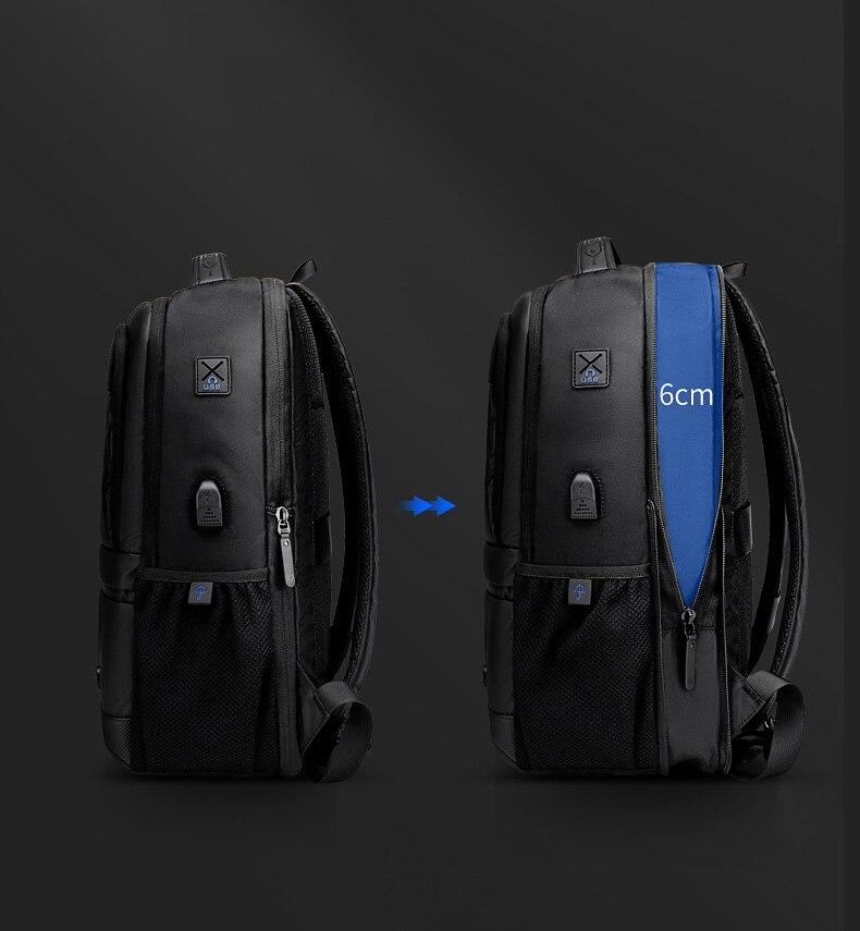 Ανδρικό-Backpack-μεγάλο
