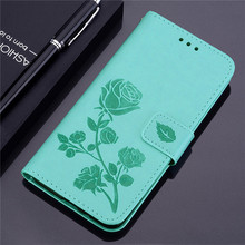 Case For Samsung Galaxy A10 Case Galaxy A10S Luxury Flower Magnetic Wallet Stand Leather Case For Samsung A10 A 10S Flip Cover