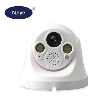 N_eye 1080p WiFi Home Security Camera Pan/Tilt/Zoom Wireless IP Indoor Surveillance System - Night Vision, Remote Baby Monitor