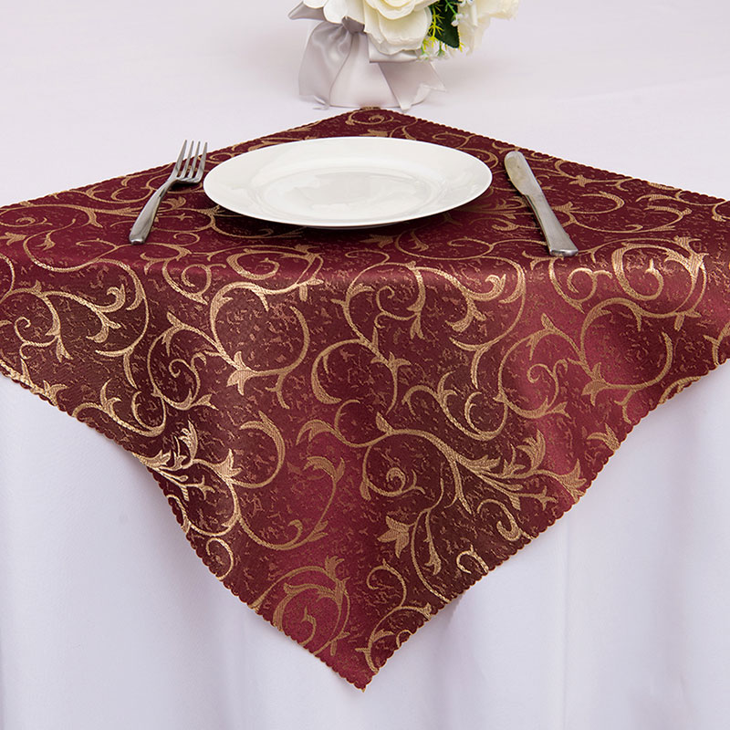10pcs Birthday Party Table Napkins Luxury Restaurant Supplies Dinner Table Decoration Reusable Napkin For Weddings Banquet 48cm