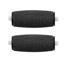 2pcs Replacements Roller Heads for Pro Pedicure Foot Care fo