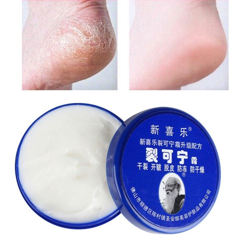 55 г крем для ног против трещин зимой крем для восстановления пятки от трещин удаление омертвевшей кожи Уход за ногами-