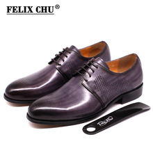 Mens Dress Derby Shoes Leather Japanese Korean Business Form