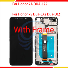 5.45 LCD For Huawei Honor 7s DUA-LX2 Full Display + Touch Screen Digitizer Assembly 7A DUA-L22