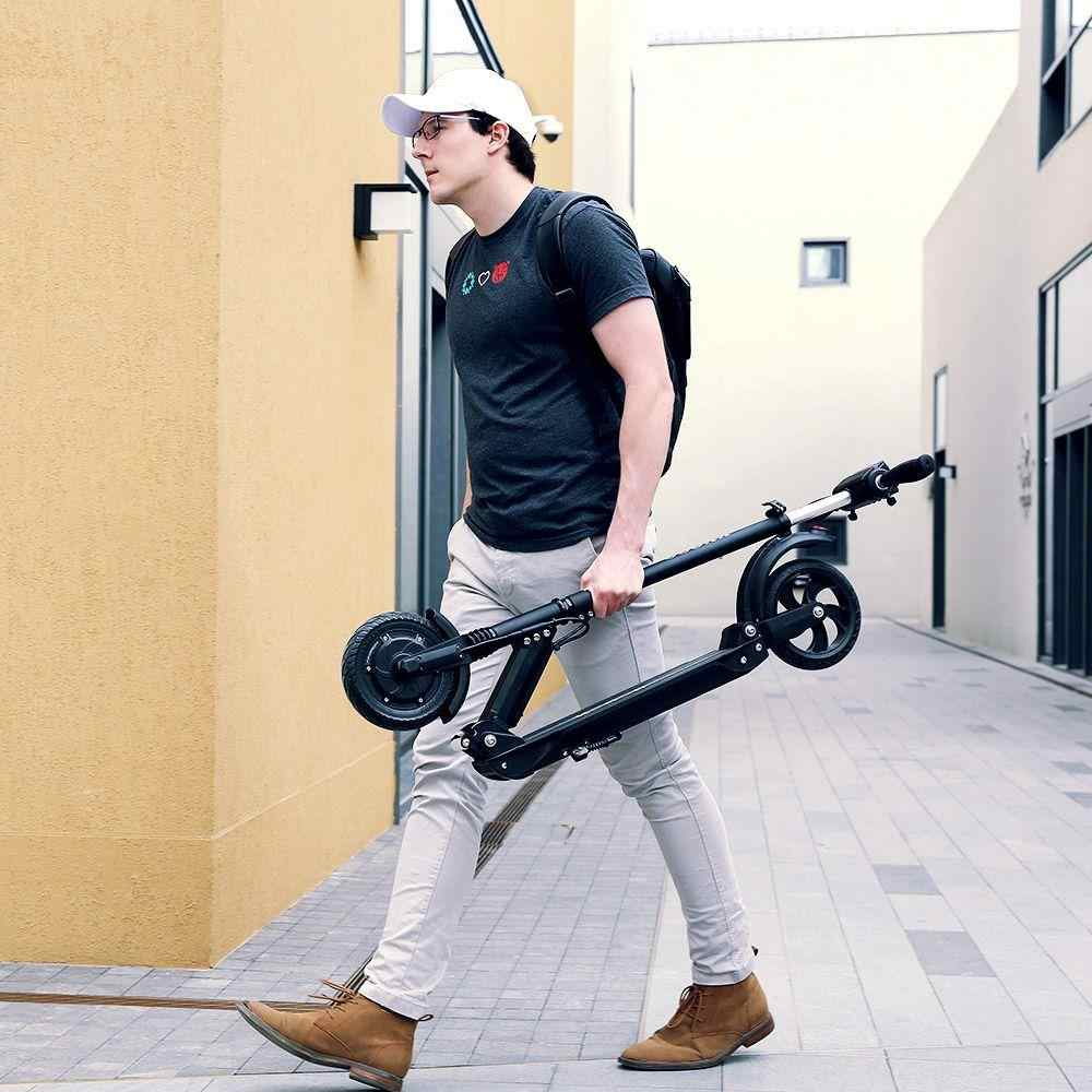 [Officiële Winkel] Kugoo S1 Opvouwbare Elektrische Volwassen Scooter 350W 30Km 30 Km/h E Scooter Elektrische Skateboard m365 Pk Ninebot