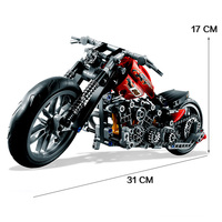 Speed Motorcycle Toy  2