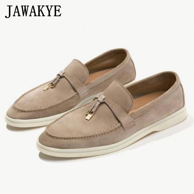 mules Casual Flat Shoes Runway Shoes
