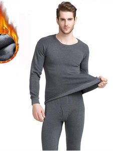 Thermal-Underwear-Sets Russian-Canada Long-Johns Winter Men Thick for And European Women