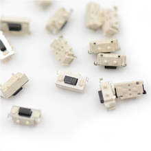 20pcs 3*6*3.5 3x6x3.5 SMD For MP3 MP4 Tablet PC Button Bluetooth Headset Remote Control Micro Tact Switch Touch(China)