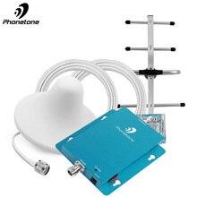 พิเศษสำหรับรัสเซีย GSM 2g 900 mhz WCDMA Tele2 4G Repeater เครื่องขยายเสียง MTS สัญญาณ Repeater สัญญาณมือถือ Booster ชุดเครื่องขยายเสียง