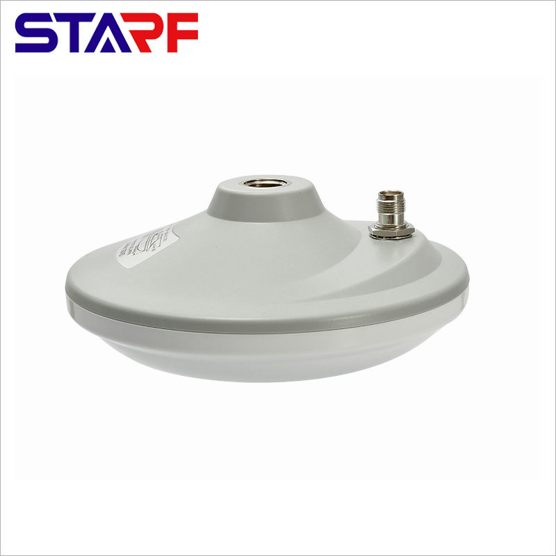 Measure Antenna Rtk Difference Part Gnss Accurate Agricultural Machinery Drive Test Mountain Landslide Bridge Displacement
