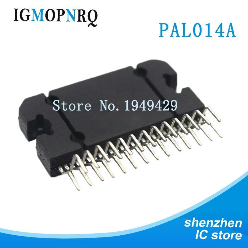 1pcs/lote PAL014A PAL014 ZIP27 IC Car Audio Power Amplifier