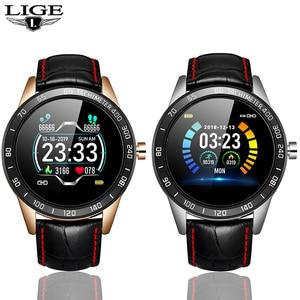 LIGE Traditional Quartz Watch