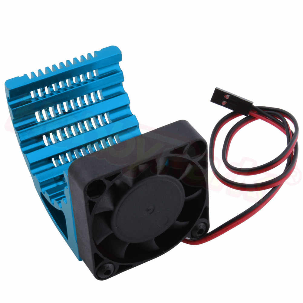 16v Extremely Powerful 40mm RC Cooling Fan 5v