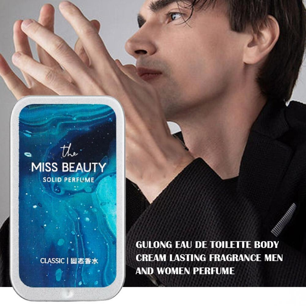 3 Kinds Of Boxed Out Solid Portable Fragrances For Men And Women Lasting Fragrance Deodorant Fragrance