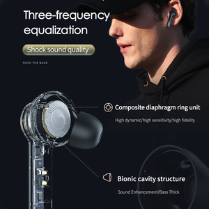 Image 3 - Lenovo HT28 TWS True Wireless Bluetooth 5.0 Earphone Deep Bass Earbuds HD Stereo In Ear Noise Cancelling MP3 Headset For Mic