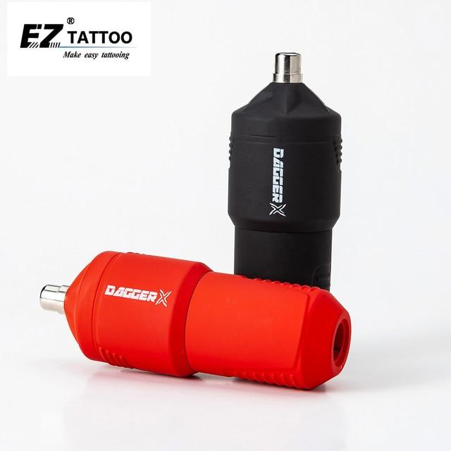 EZ Dolch X/Y FAULHABER Motor Patrone Tattoo Maschine Stift Futter Schattierung für Patrone Nadel mit 1 stücke EZ master Clip Schnur