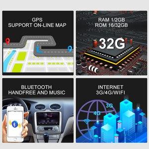 Image 2 - ISUDARรถวิทยุสำหรับFord/Focus 2 Mk 2 2004 2008 2009 2011 2 Din Android 9 autoradioมัลติมีเดียGPS DVRกล้องRAM 2GB ROM 32GB